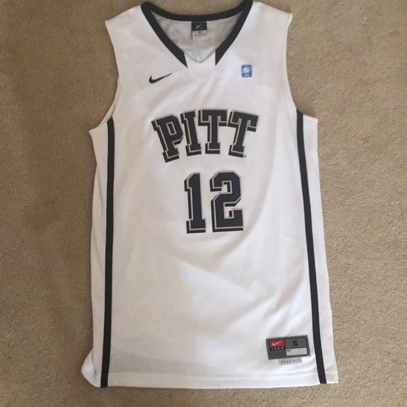 buy online 92b68 f18a6 Pittsburgh PanthersNike Basketball Jersey Stitched